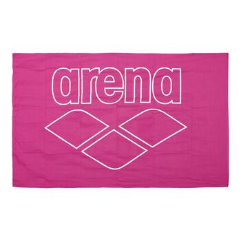 Arena Pool Smart Handtuch pink