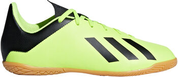 adidas X Tango 18.4 IN Fußballschuhe Jungen gelb