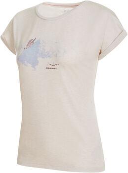 MAMMUT Mountain T-Shirt Damen weiß