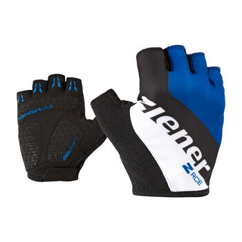 Ziener Curix Rennradhandschuhe Herren blau