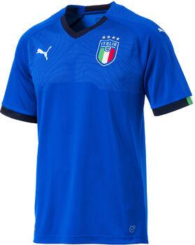 PUMA FIGC Italia Home Herren blau