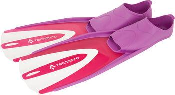 TECNOPRO F5 I Fins Schwimmflossen pink