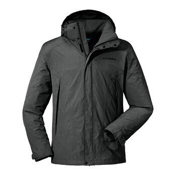 SCHÖFFEL Jacket Easy M3 MEL Herren grau