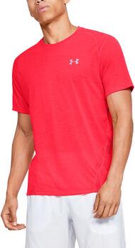 Under Armour Streaker 2.0 T-Shirt Herren rot