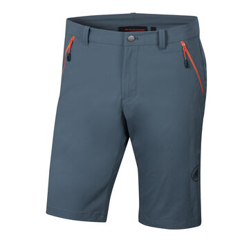 MAMMUT Hiking Short Herren blau