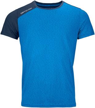 ORTOVOX 120 Tec T-Shirt Herren blau