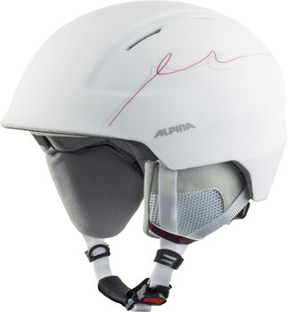 ALPINA Grasp Skihelm cremefarben