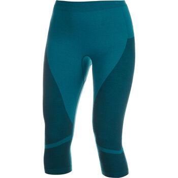 MAMMUT Vadret 3/4 Unterhose Damen blau