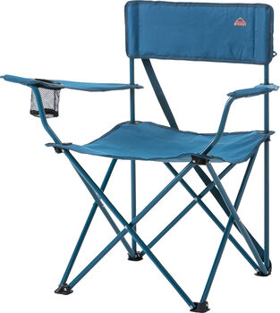 McKINLEY Camp Chair 110 Faltstuhl blau