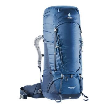 Deuter Aircontact 75 + 10 Trekkingrucksack blau