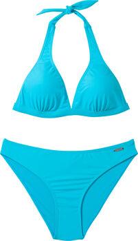 FIREFLY Neckholder Bikini Dela Damen blau