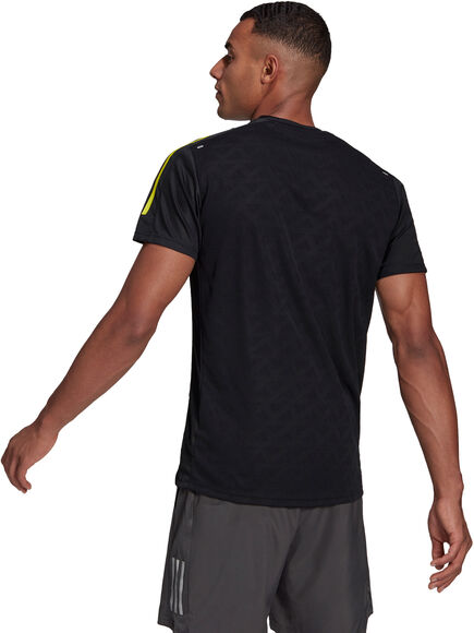 Own The Run 3-Streifen T-Shirt