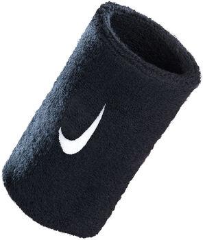 Nike Swoosh Doublewide Ux Schweißband lang schwarz