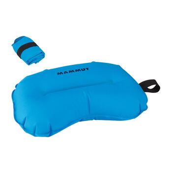 MAMMUT Air Pillow aufblasbares Kissen blau
