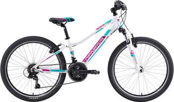 """GENESIS MX 24 Girl Mountainbike 24"""" Mädchen weiß"""