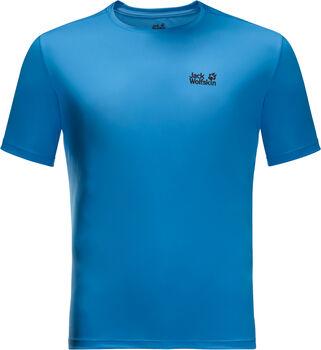 Jack Wolfskin Tech T T-Shirt Herren blau