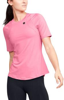 Under Armour Rush T-Shirt Damen pink