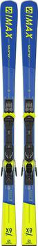 Salomon S/Max X 9 TI Alpinski blau