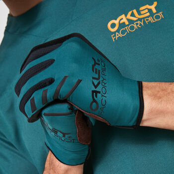 Oakley All Conditions Radhandschuhe lila