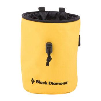 Black Diamond Mojo Magnesiumbeutel gelb