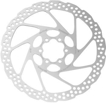 Shimano  Bremsscheibe 180mm  schwarz