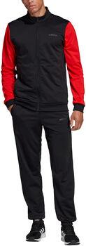 ADIDAS Linear Tricot Trainingsanzug Herren schwarz
