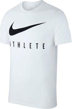 Nike  Dry Tee Db Athl Shirt Herren weiß