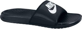 Nike Benassi JDI Wellnesssandale Herren schwarz