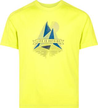 McKINLEY Cora T-Shirt gelb
