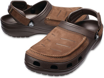 Crocs Yukon Vista Clogs Herren braun