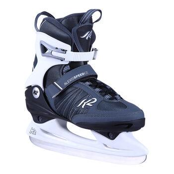 K2 Alexis Speed Ice Eislaufschuhe Damen schwarz