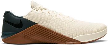 Nike Metcon 5 Fitnessschuhe Herren cremefarben
