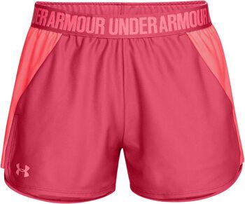 Under Armour Play Up Trainingshose Damen pink