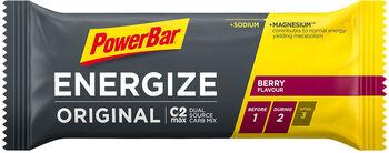 PowerBar  Energize Original Riegel  lila