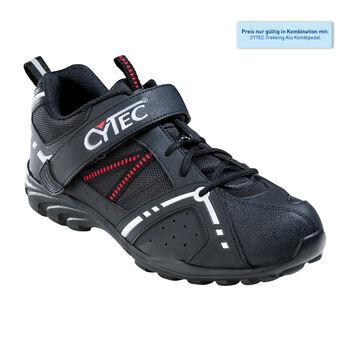 Cytec Touring Comp Radschuhe schwarz