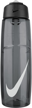 Nike T1 Flow Swoosh Trinkflasche grau