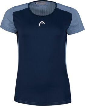 Head Vison Sammy T-Shirt Damen blau