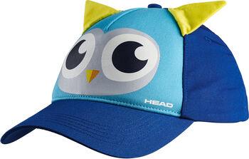 Head Owl Kappe blau
