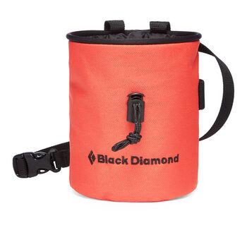 Black Diamond Mojo Magnesiumbeutel rot