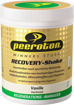 Peeroton Recovery Shake Vanille 540 g weiß