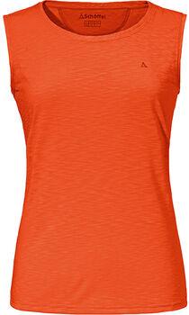 SCHÖFFEL Top Namur2 T-Shirt Damen orange