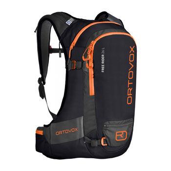 ORTOVOX Free Rider 26 L Hochalpinrucksack schwarz