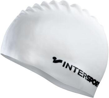 TECNOPRO Silkon Badehaube weiß
