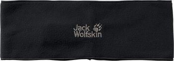 Jack Wolfskin Real Stuff Stirnband schwarz