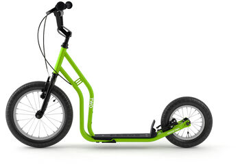 Yedoo Number Two Scooter grün