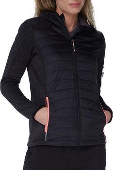 McKINLEY Active Calbuco Hybridjacke Damen schwarz