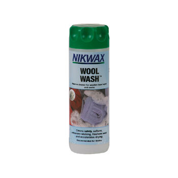 Nikwax Wool Wash weiß