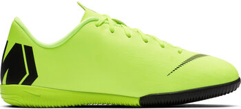 Nike VaporX 12 Academy Hallenschuhe Jungen gelb