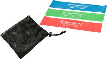 ENERGETICS Mini Bands Fitnessbänder-Set transparent
