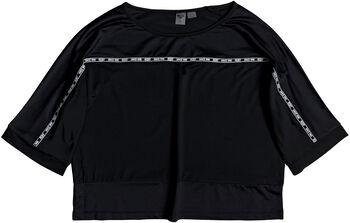 Roxy Back To Coolangatta T-Shirt Damen schwarz